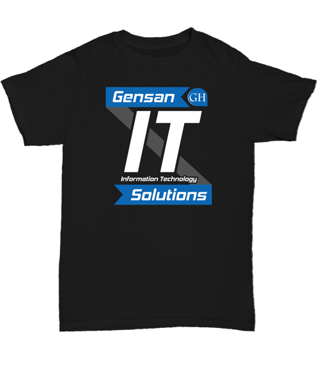 Gensan IT Solutions Shirt